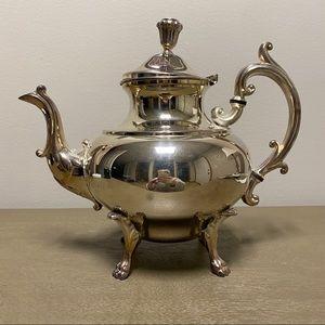Vintage Eton Silver Teapot
